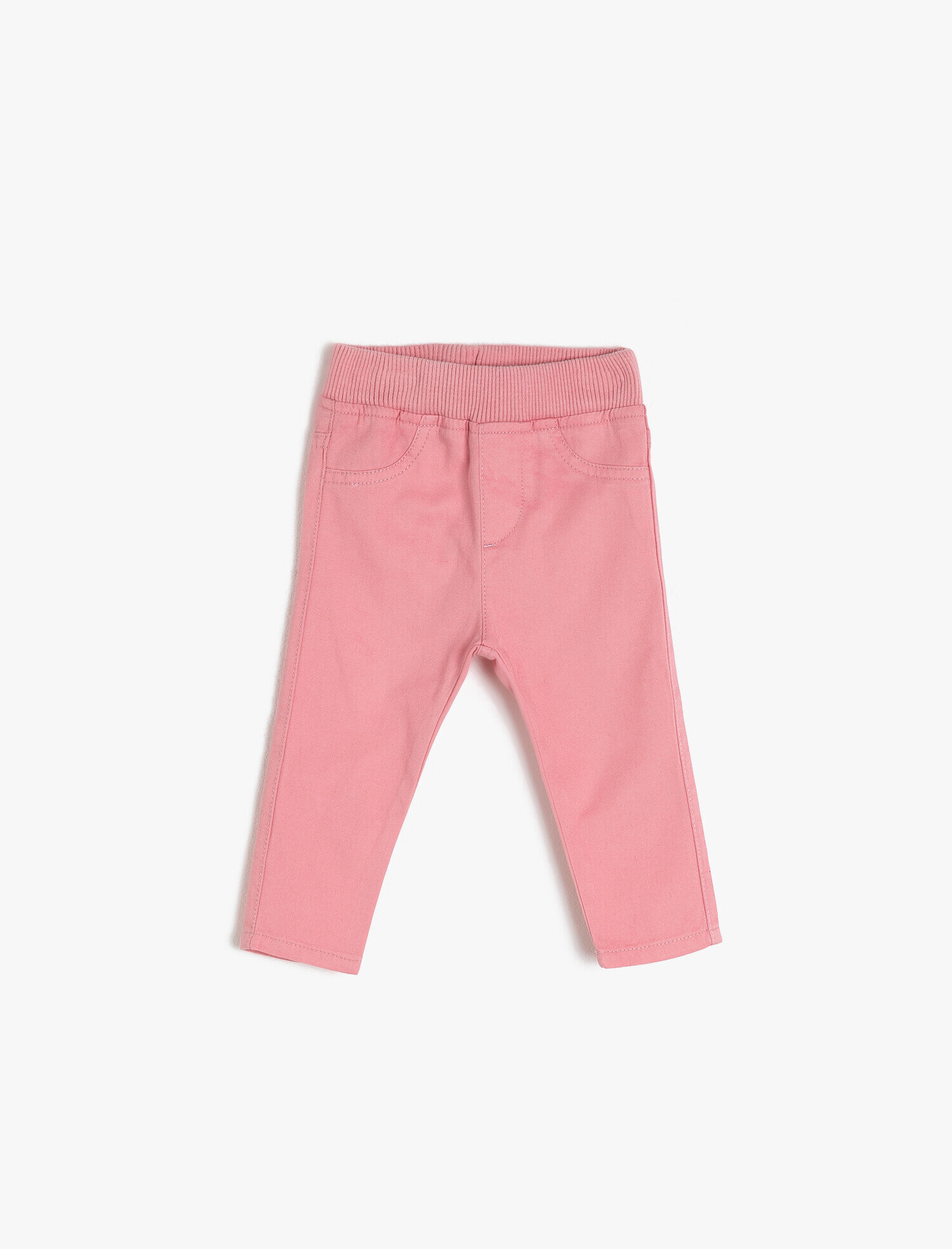 Koton Kız Çocuk Rahat Kesim Pantolon