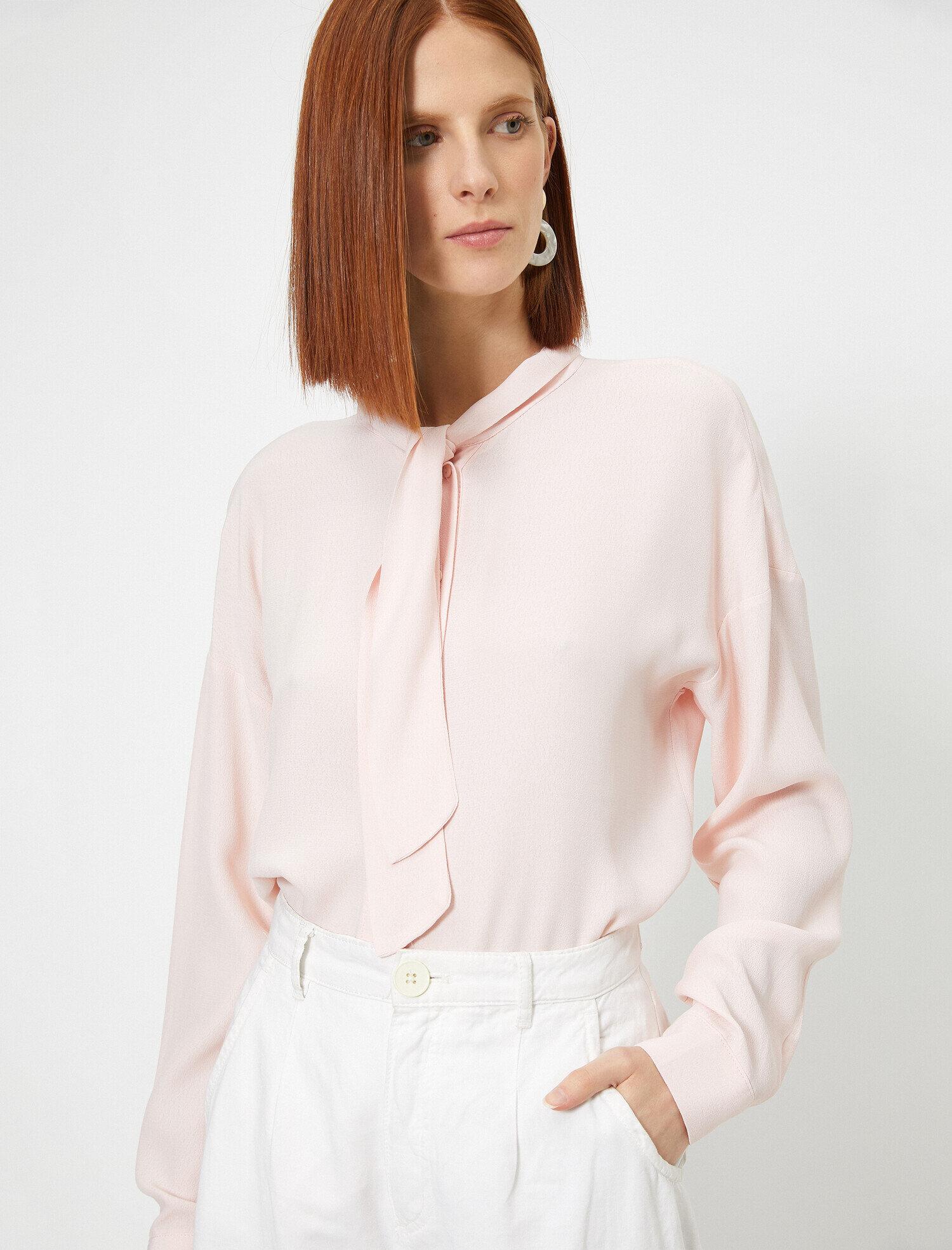 Koton Kadın Fular Yaka Gömlek