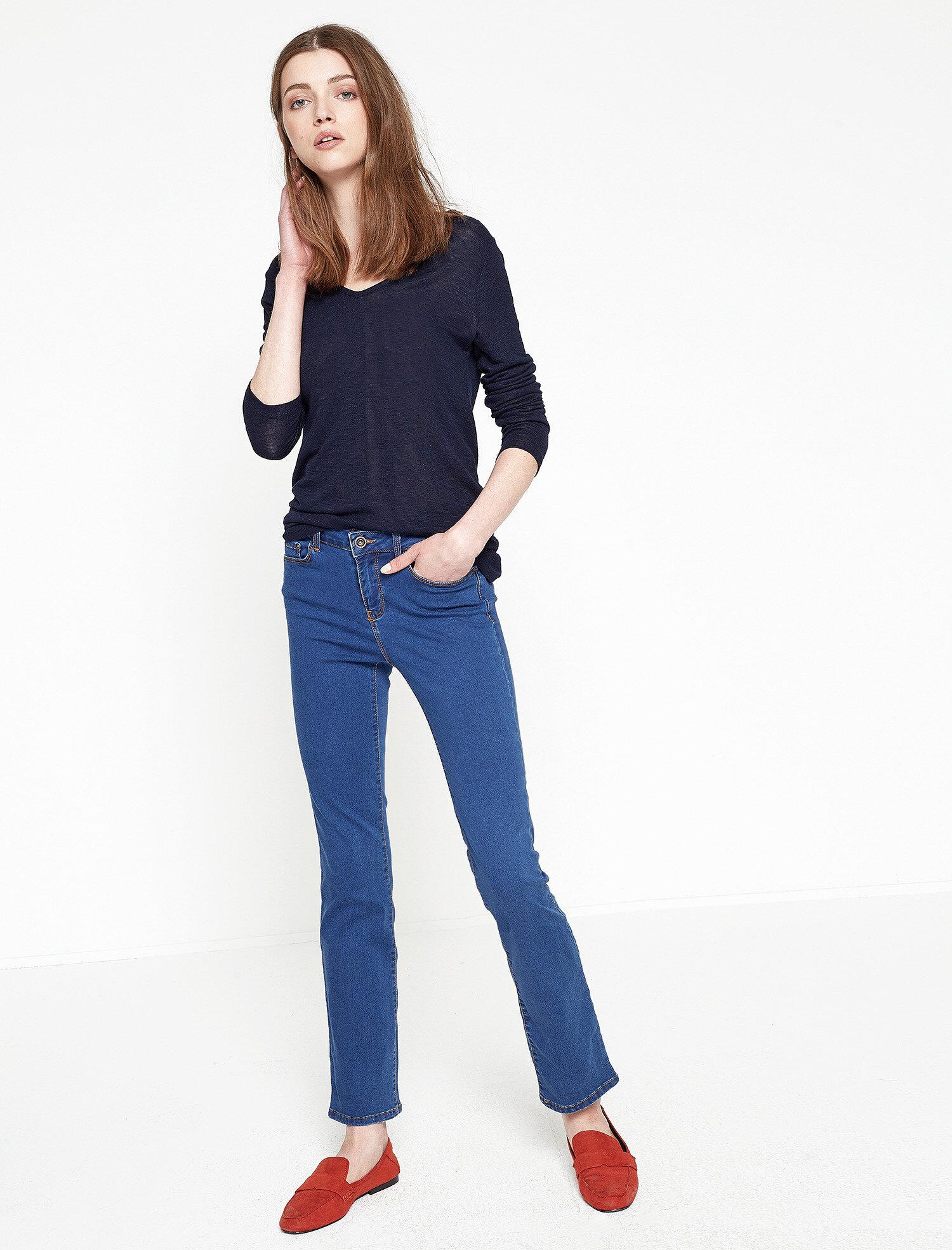 Koton Kadın Normal Bel Jean Pantolon Karma Ürün Resmi