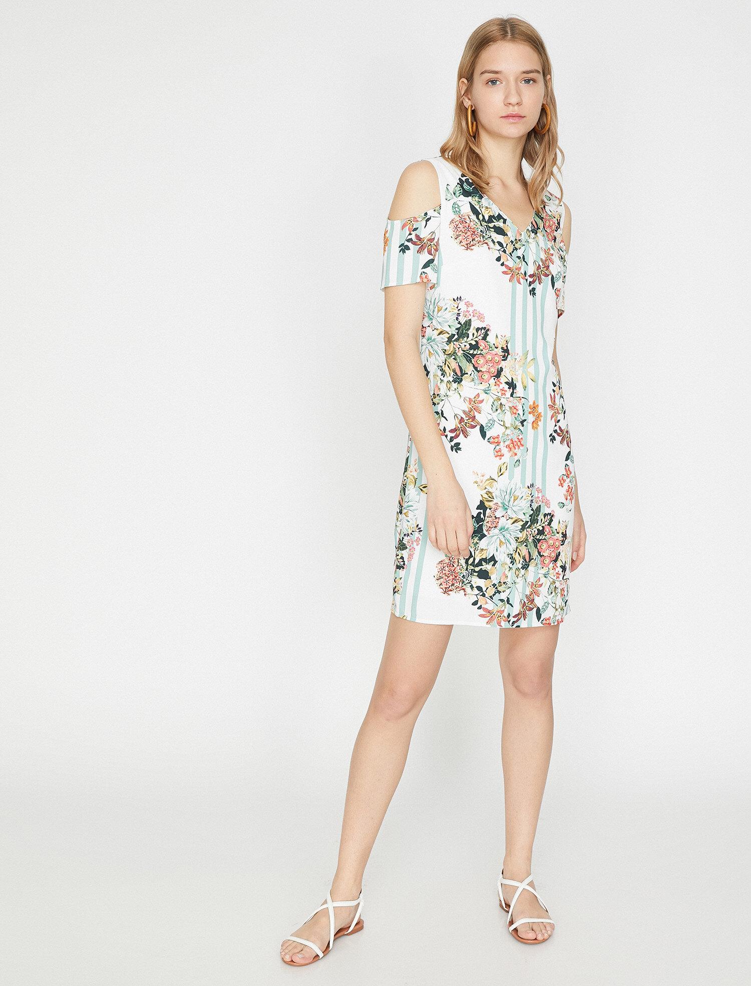 95832a347c2d6 Brand-Store | 100 TL ve altı beyaz elbise