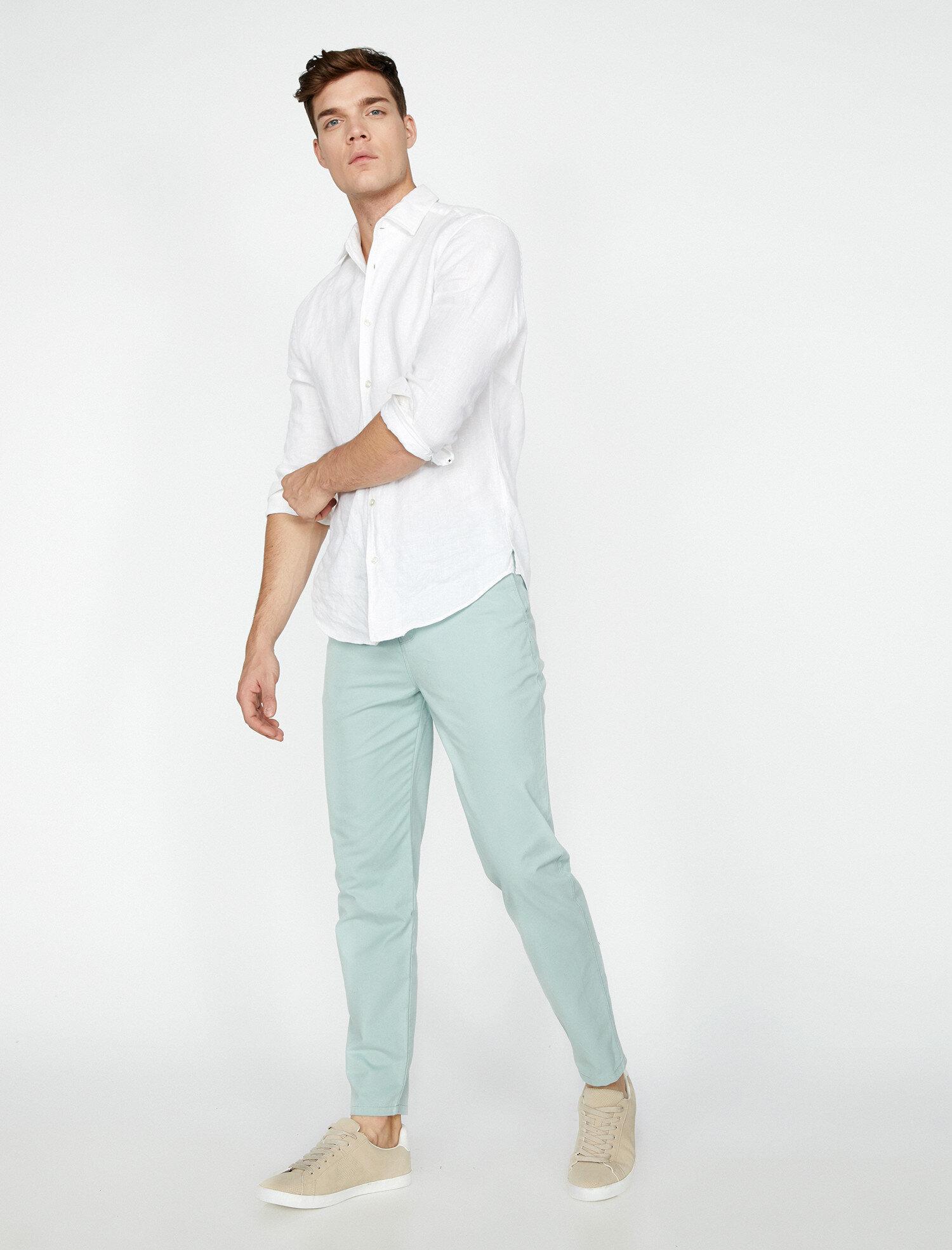 Koton Erkek Normal Kesim Pantolon