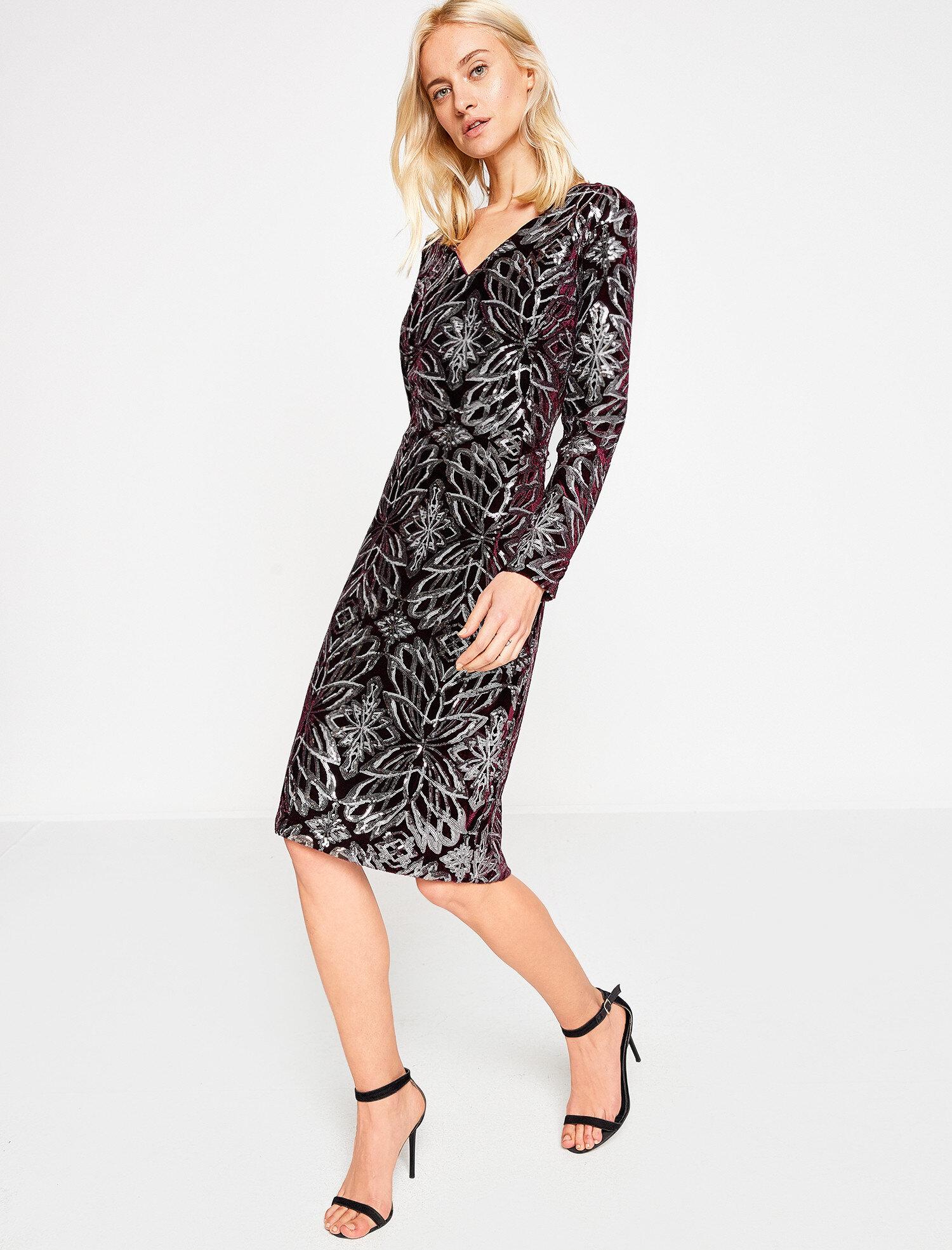 Koton Kadın Dilek Hanif For Koton Elbise Pembe Ürün Resmi