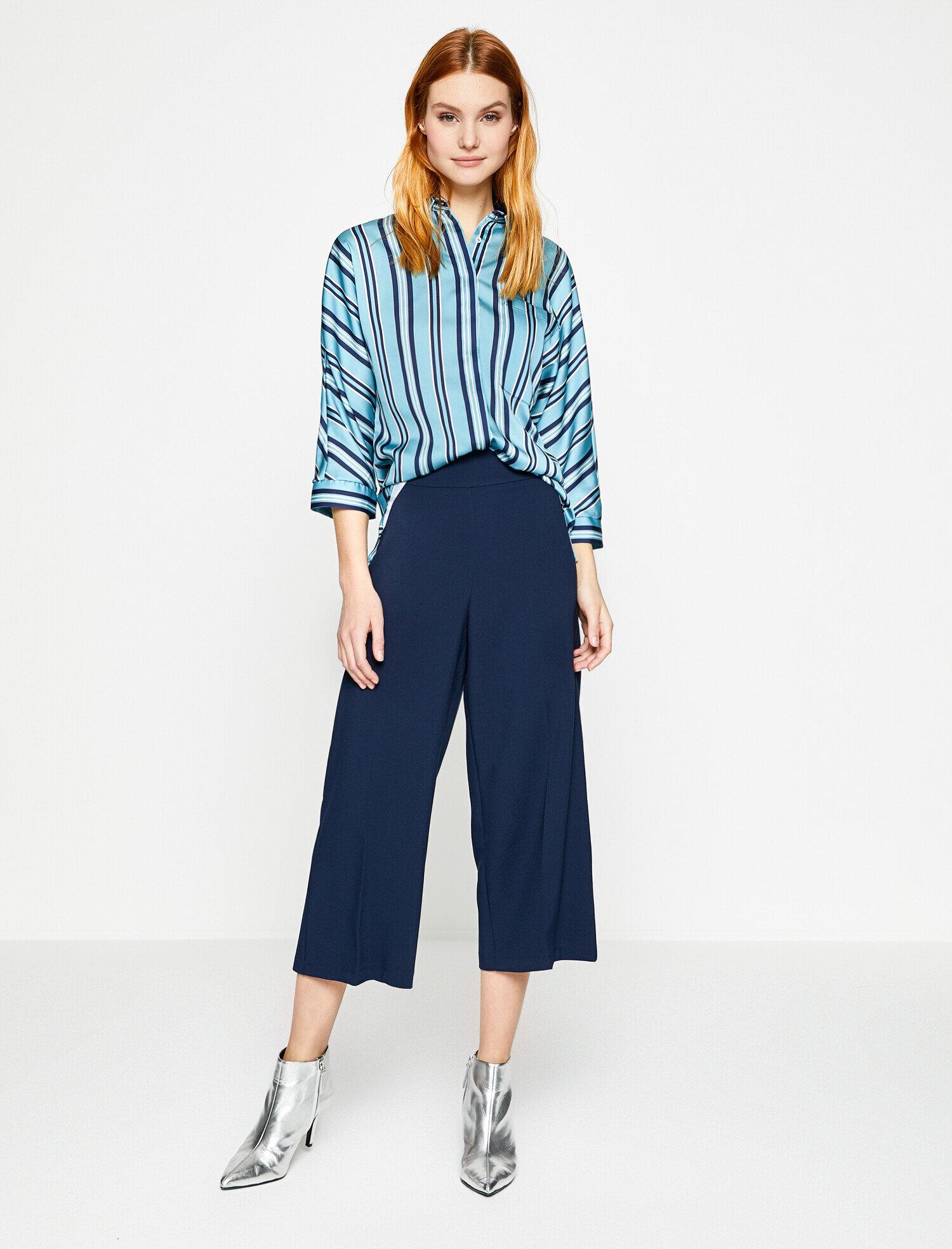 Koton Kadın Geniş Paça Pantolon