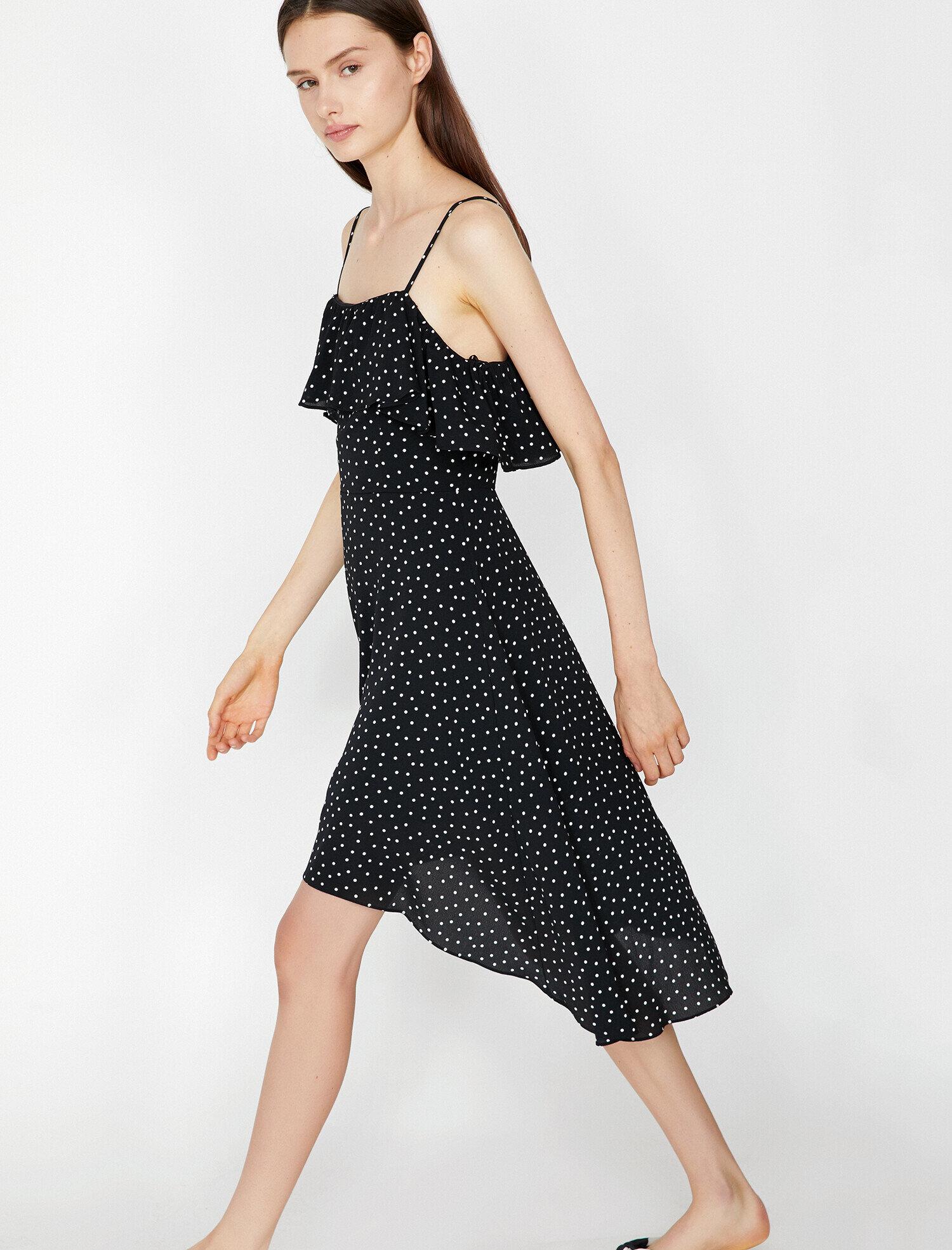 Koton Kadın Puantiyeli Elbise