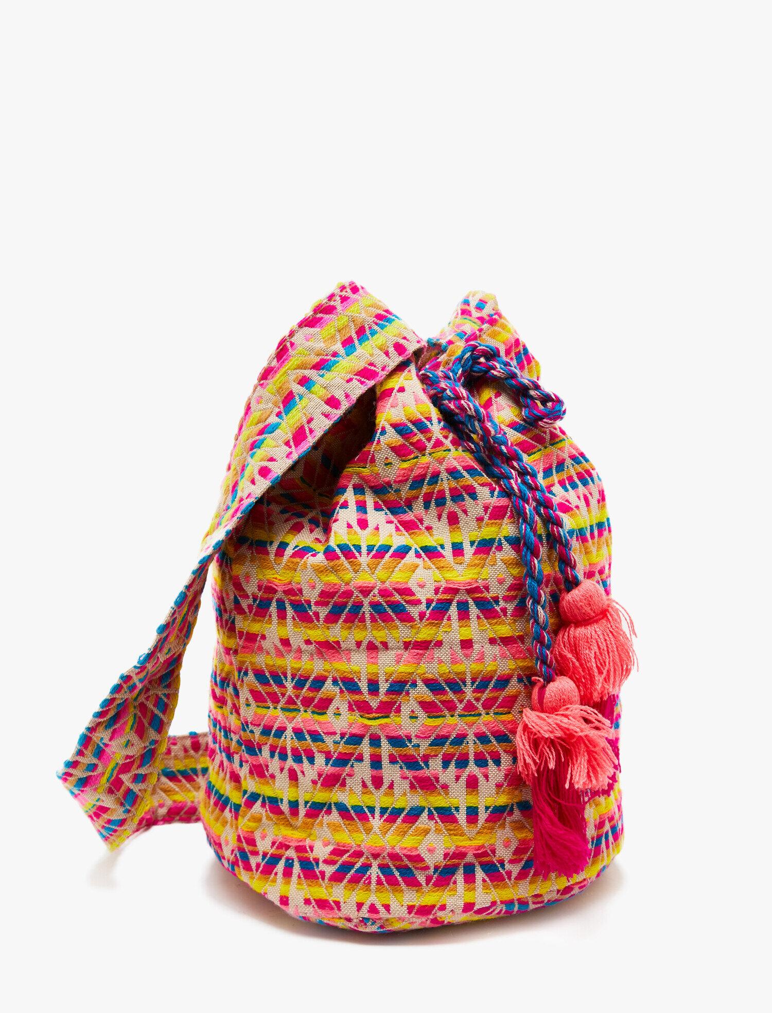 Koton  Kadın Desenli Omuz Çantası