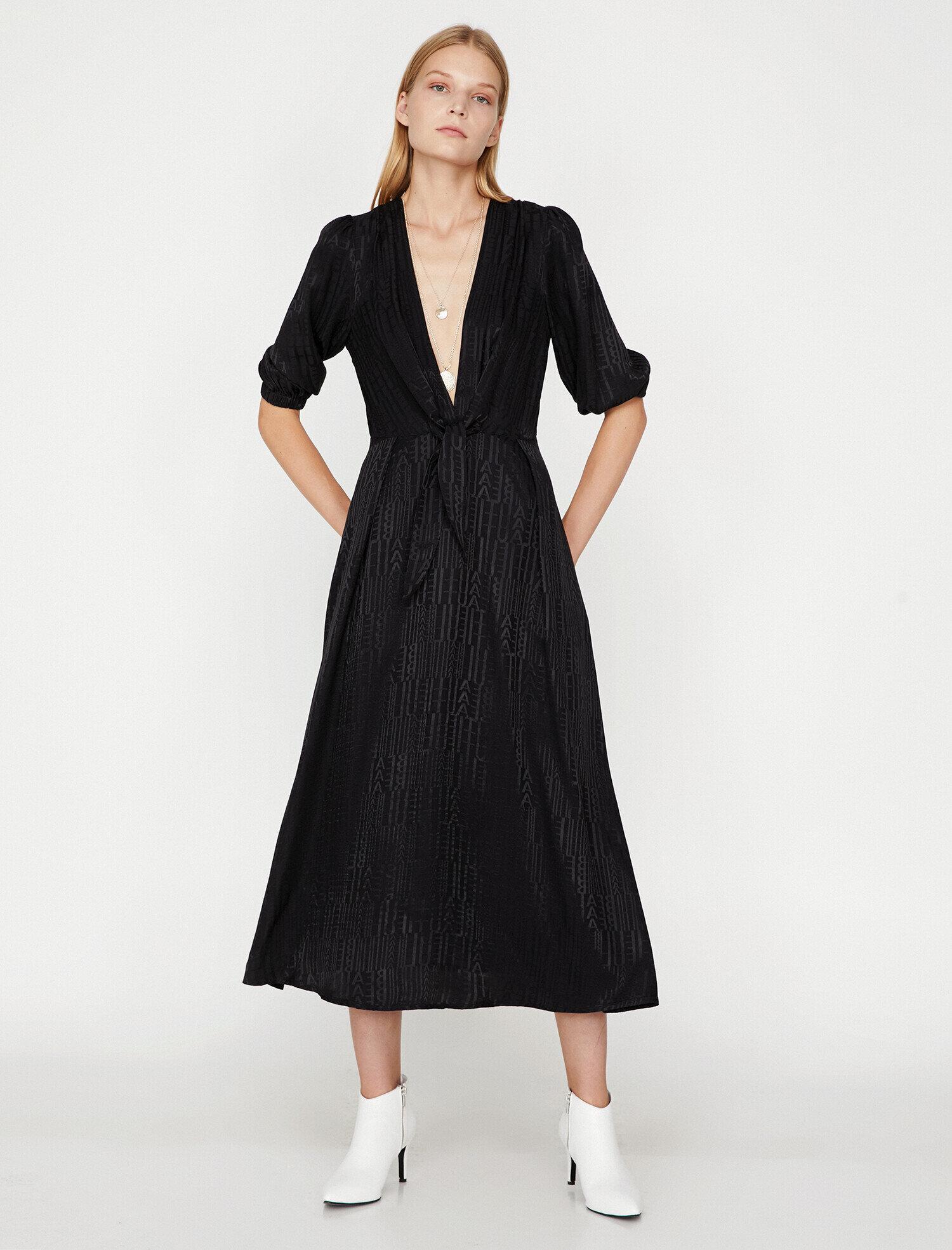 Koton Kadın Love For Koton Elbise