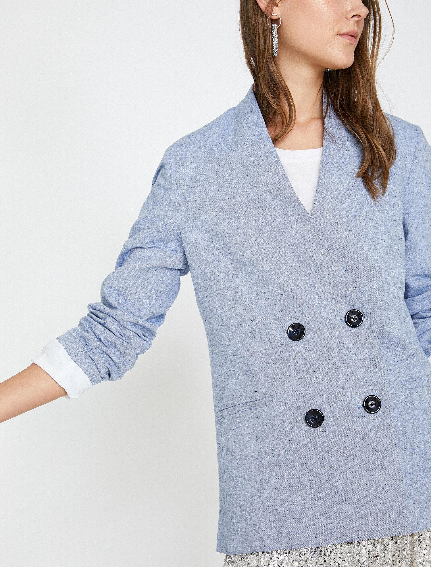 Koton  Kadın Dügme Detayli Ceket